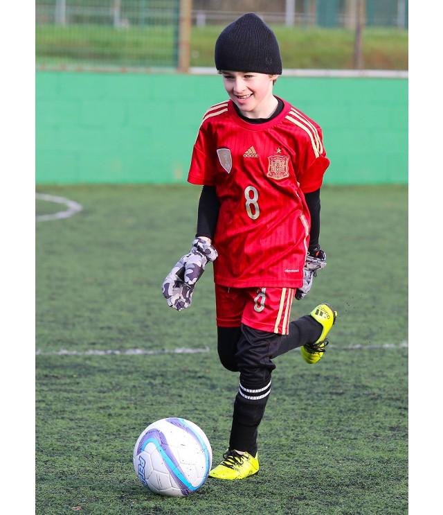 personal football training