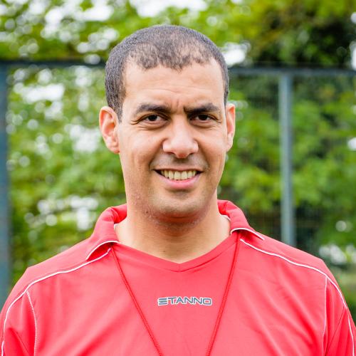Nasser Hacini Footbal Coach