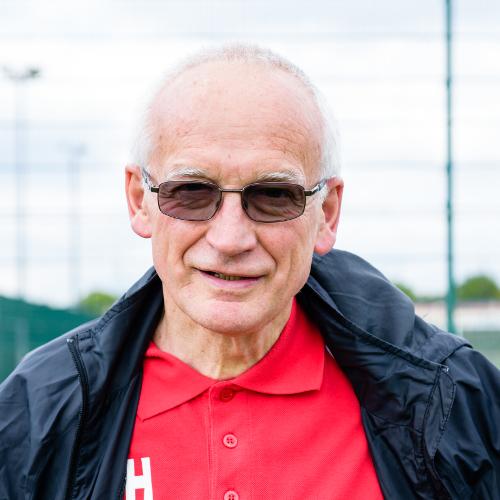 Steve Haslam Footbal Coach